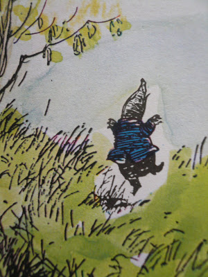 E.H. Shepard's Mole from The Wind in the Willows