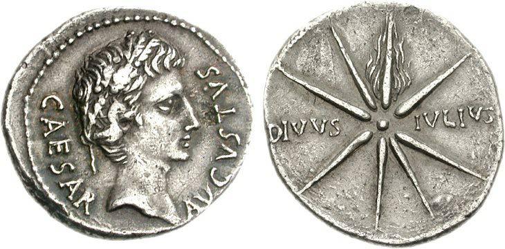 Augustus Caesar Coins