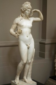 Hermaphroditus, in Liverpool's Lady Lever Museum