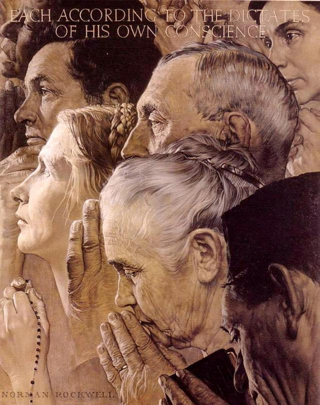 Rockwell_1943_'Four-Freedoms'_Worship