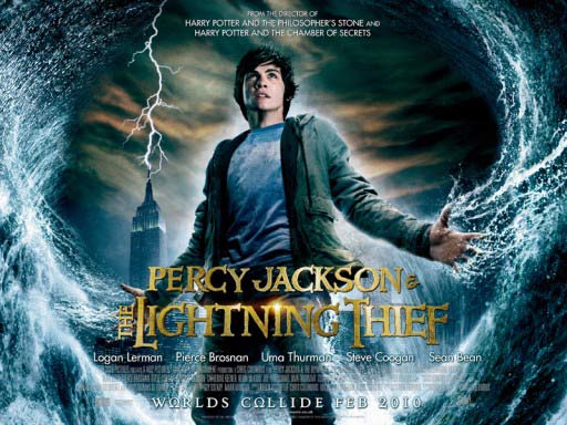 percy jackson fanfiction reading the lightning thief with the gods